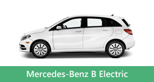 Mercedes benz b electric
