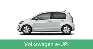 VW e-up fortwo